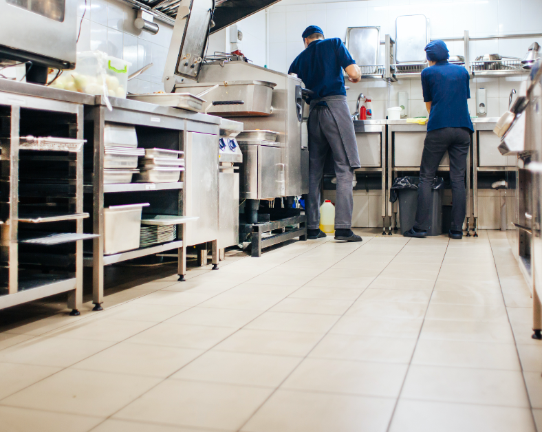 The Ultimate Guide To Slip Resistant Flooring For Restaurants