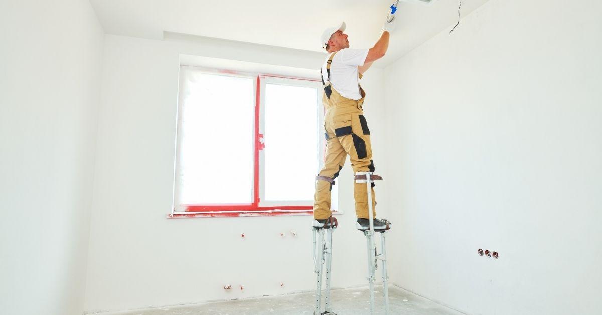 drywall stilts for DIYers
